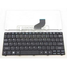 Bàn phím laptop Acer ASPIRE ONE 532H, 532G,521, D255, D260 ,eM350,GATEWAY LT27 NETBOOK MINI SERIES MÀU ĐEN keyboard