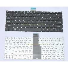 Bàn phím laptop Acer Aspire One 756,725,S3-371,V5-121 màu xám bạc keyboard