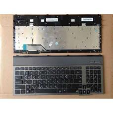 Bàn phím laptop Asus G55 (CÓ KHUNG) CÓ ĐÈN keyboard
