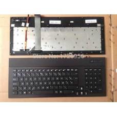 Bàn phím laptop Asus- G74 (CÓ KHUNG+ ĐÈN) keyboard