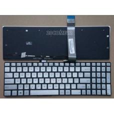 Bàn phím laptop Asus Q500 Q500A (CÓ ĐÈN) keyboard