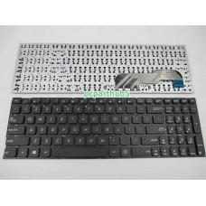 Bàn phím laptop Asus X541 MÀU ĐEN keyboard