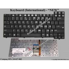 Bàn phím laptop HP COMPAD N610C , N620C keyboard