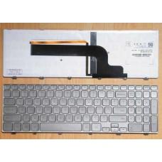 Bàn phím laptop Dell Inspiron 15- 7000 7537 (Có Đèn) tiếng anh keyboard