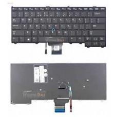 Bàn phím laptop Dell Latitude 14 7000 E7440,Latitude 12 7000 E7240 ( có đèn + có chuột) keyboard