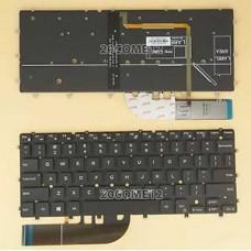 Bàn phím laptop Dell XPS 13- 9343,9360,7547,7558,7568 (có đèn) keyboard