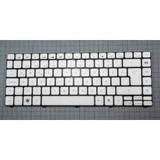 Bàn phím laptop Gateway ID49 ACER TravelMate 8481 (MÀU BẠC) CHUẨN JAPAN keyboard