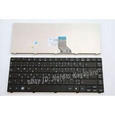 Bàn phím laptop Gateway ID49 ACER TravelMate 8481 (MÀU ĐEN) keyboard