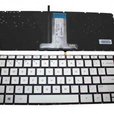 Bàn phím laptop HP 14-AB (màu bạc+ có đèn) TỐT keyboard