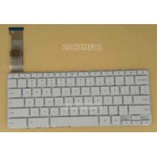 Bàn phím laptop HP Chromebook 14 14-X MÀU TRẮNG keyboard