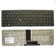 Bàn phím laptop HP EliteBook 8560w 8570w (TIẾNG ANH) keyboard