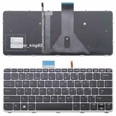 Bàn phím laptop HP Elitebook Elite X2 1011 1012 G1 1020 G1 (CÓ ĐÈN + KHUNG) keyboard