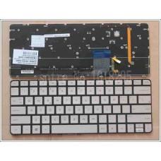Bàn phím HP Spectre 13T-3000 màu bạc (CÓ ĐÈN) keyboard