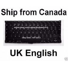 Bàn phím laptop Macbook A1369 A1466 (châu âu ) keyboard