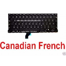 Bàn phím laptop Macbook Pro Retina Macbook A1502,MF843 (châu âu) keyboard