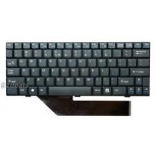 Bàn phím MSI U100 U120 U123 U123H U130 màu đen keyboard