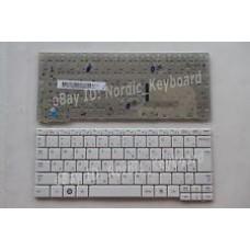 Bàn phím laptop Samsung N148, N150, N128, NB30,N145 màu trắng keyboard