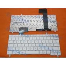 Bàn phím laptop Samsung N210,N220 màu trắng keyboard