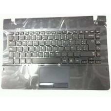 Bàn phím laptop Samsung NP275E4E NP270E4E (nguyên bệ) màu đen keyboard