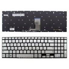 Bàn phím Samsung NP700Z7A NP770Z5E (có đèn+MÀU BẠC) keyboard