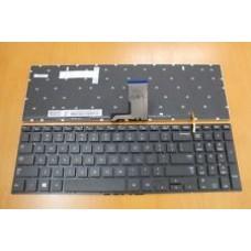 Bàn phím laptop Samsung NP700Z7A NP770Z5E (có đèn+ MÀU ĐEN) keyboard
