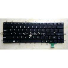 Bàn phím SONY SVD- 11 màu đen + CÓ ĐÈN keyboard