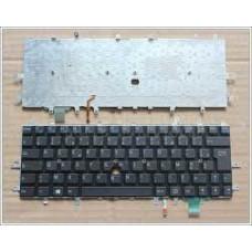 Bàn phím SONY SVD- 11 màu đen keyboard