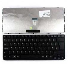 Bàn phím laptop SONY SVE- 14 (MÀU ĐEN+CÓ KHUNG) keyboard