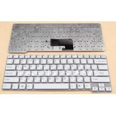 Bàn phím laptop SONY VGN CW MÀU TRẮNG + CÓ KHUNG keyboard