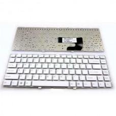 Bàn phím laptop SONY VGN N series MÀU TRẮNG keyboard