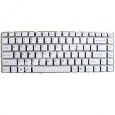 Bàn phím laptop SONY VGN SR series MÀU TRẮNG keyboard