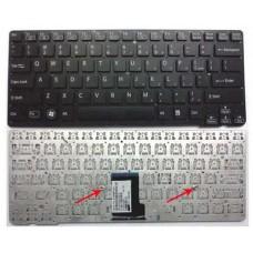 Bàn phím laptop SONY VPC-CA MÀU ĐEN keyboard