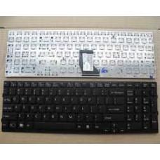 Bàn phím laptop SONY VPC-CB MÀU ĐEN keyboard