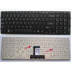 Bàn phím SONY VPC- EE màu đen + CÓ KHUNG keyboard