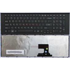 Bàn phím laptop SONY VPC- EF MÀU ĐEN keyboard