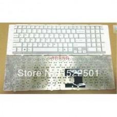Bàn phím laptop SONY VPC- EF MÀU TRẮNG keyboard