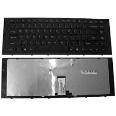 Bàn phím laptop SONY VPC- EG MÀU ĐEN keyboard