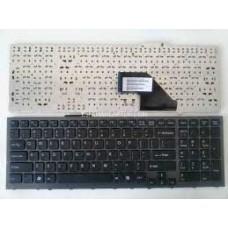 Bàn phím laptop SONY VPC-F1 (khung+Có Đèn) keyboard