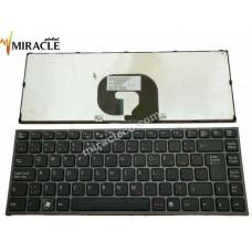 Bàn phím laptop SONY VPC-Y MÀU ĐEN keyboard