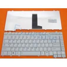 Bàn phím laptop Toshiba Satellite A200 A205 A210 A215 A300 A300D A305 A305D L300 L300D L305 L450 L450D L455 L455D L510 M200 M202 M203 M205 M206 M300 trắng keyboard