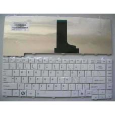 Bàn phím laptop Toshiba L645 L640 C640 C645 C600 L635 745 B40-A trắng keyboard