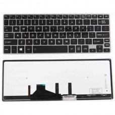 Bàn phím laptop Toshiba Portege Z30(CÓ ĐÈN) keyboard