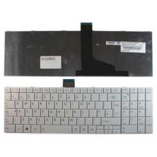 Bàn phím laptop Toshiba Satellite C850 C850D C855 C855D,S55,L850 L850D L855 L855D L870 L875 TRẮNG keyboard