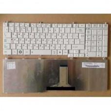 Bàn phím laptop Toshiba Satellite L650 L655 L670 L675 L750 L755 L770 L775 (màu trắng) keyboard