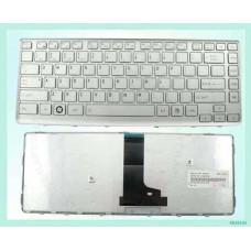 Bàn phím laptop Toshiba Satellite Pro T230 T230D T235 màu bạc keyboard