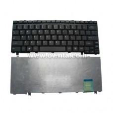 Bàn phím laptop Toshiba Satellite U300 U305 Portege M750 M700 M780 MÀU ĐEN keyboard