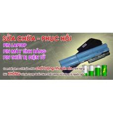 Giới thiệu - Báo giá sửa pin laptop