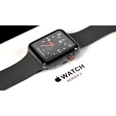 Đồng hồ Apple Watch S3 Nike+ 38mm GPS Cellular Aluminum