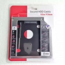 CADDY BAY(thay thế DVD để gắn thêm HDD,SSD) SLIM (NHÔM)