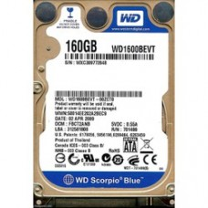 ổ cứng laptop 160GB (hdd 2.5 inch)